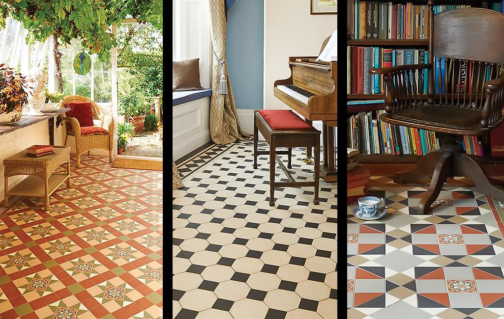victorianische jugendstilfliesen von topceramic stone. Black Bedroom Furniture Sets. Home Design Ideas